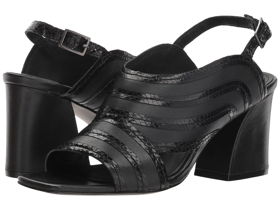 Donald J Pliner Webb (Black) Women's Shoes