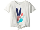 PEEK PEEK Peace Sign Tee (Toddler/Little Kids/Big Kids)