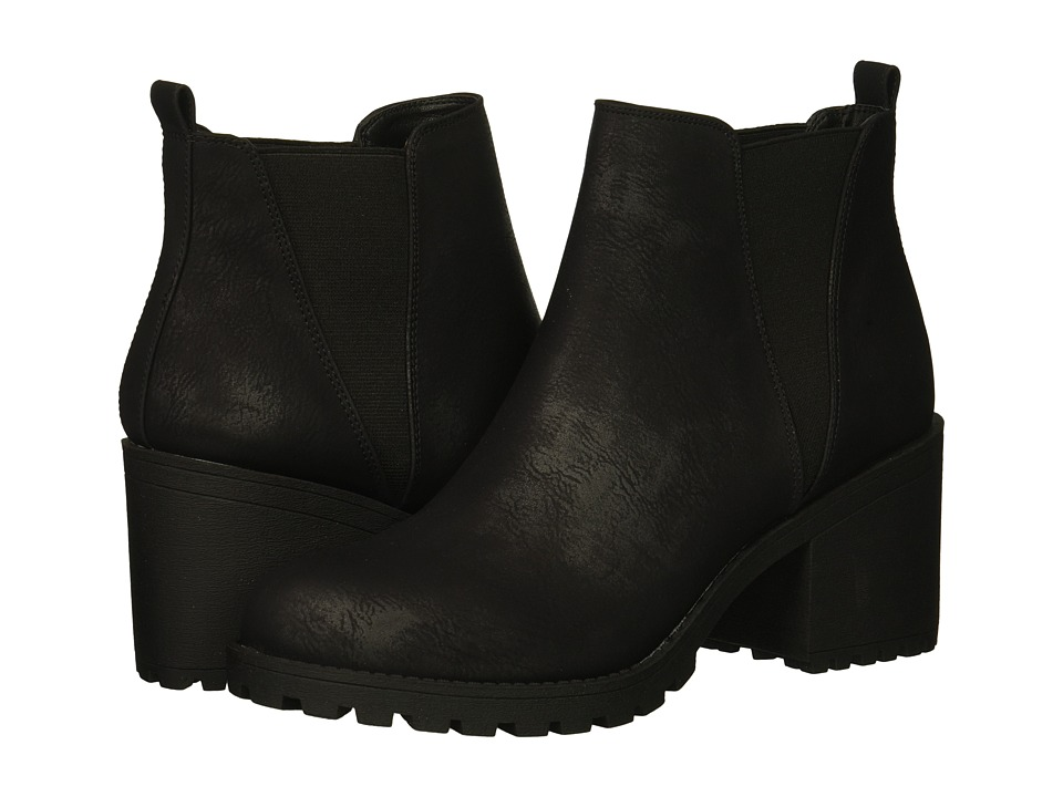 Dirty Laundry Lisbon Sedona (Black) Women's Pull-on Boots