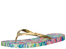 Lilly Pulitzer Lilly Pulitzer Pool Flip-Flop
