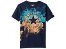 Converse Kids Watercolor Chuck Patch Tee (Big Kids)