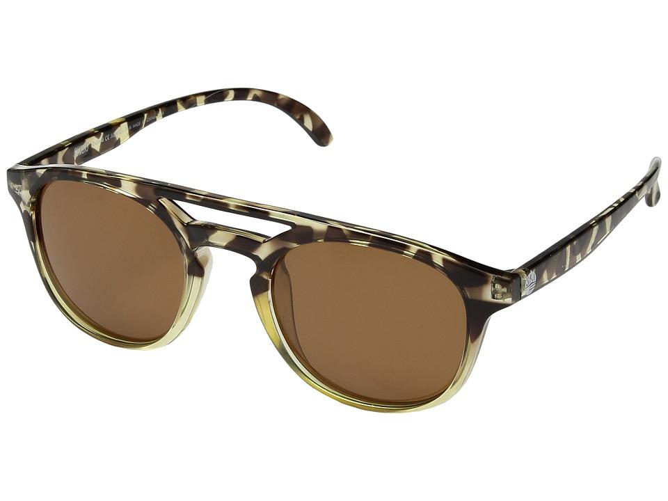 Sunski - Olema (Tortoise/Amber) Sport Sunglasses
