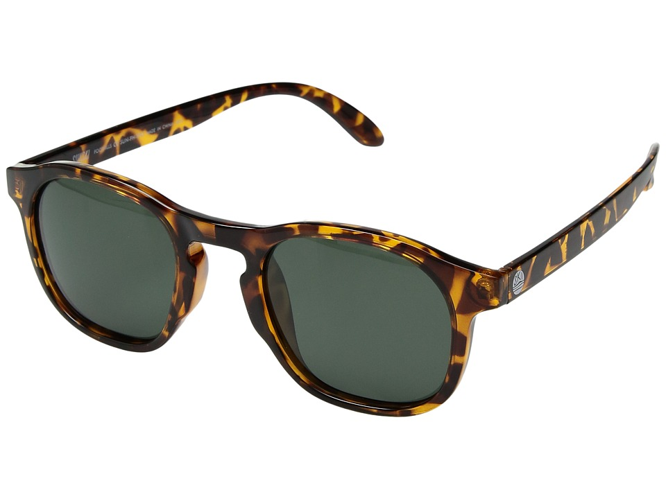 Sunski - Foothills (Tortoise /Forest) Sport Sunglasses