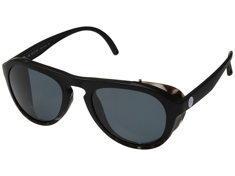 Sunski - Treeline (Black/Tortoise/Slate) Sport Sunglasses