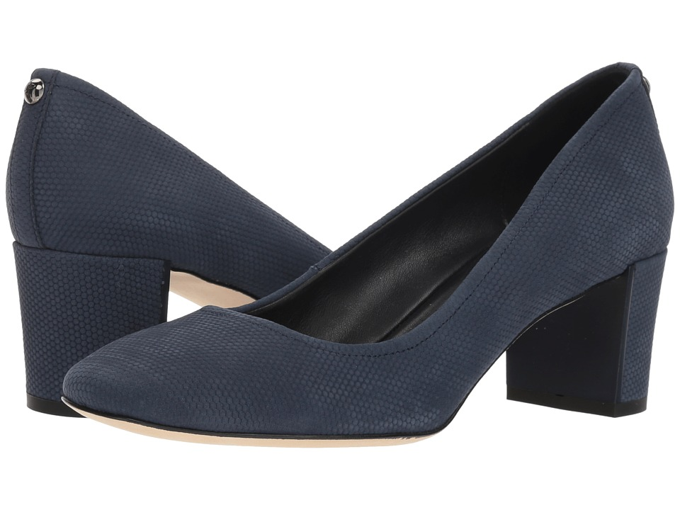 Donald J Pliner Corin (Navy) Women's Shoes