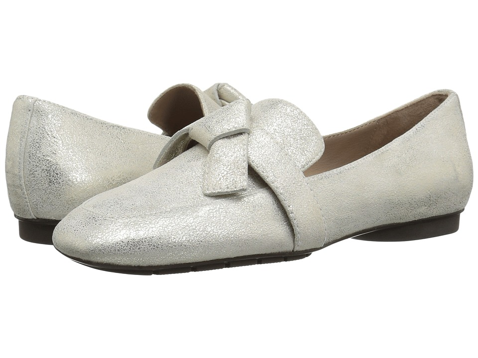 Donald J Pliner Deane (Platino) Women's Shoes