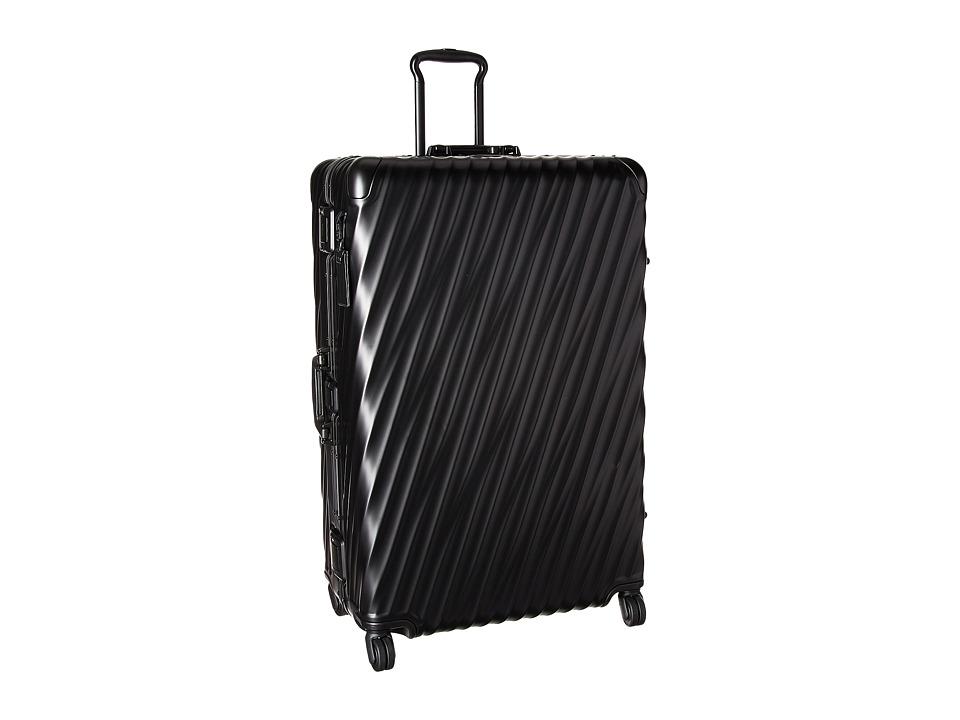 Tumi - 19 Degree Aluminum Worldwide Trip Packing Case (Matte Black) Luggage