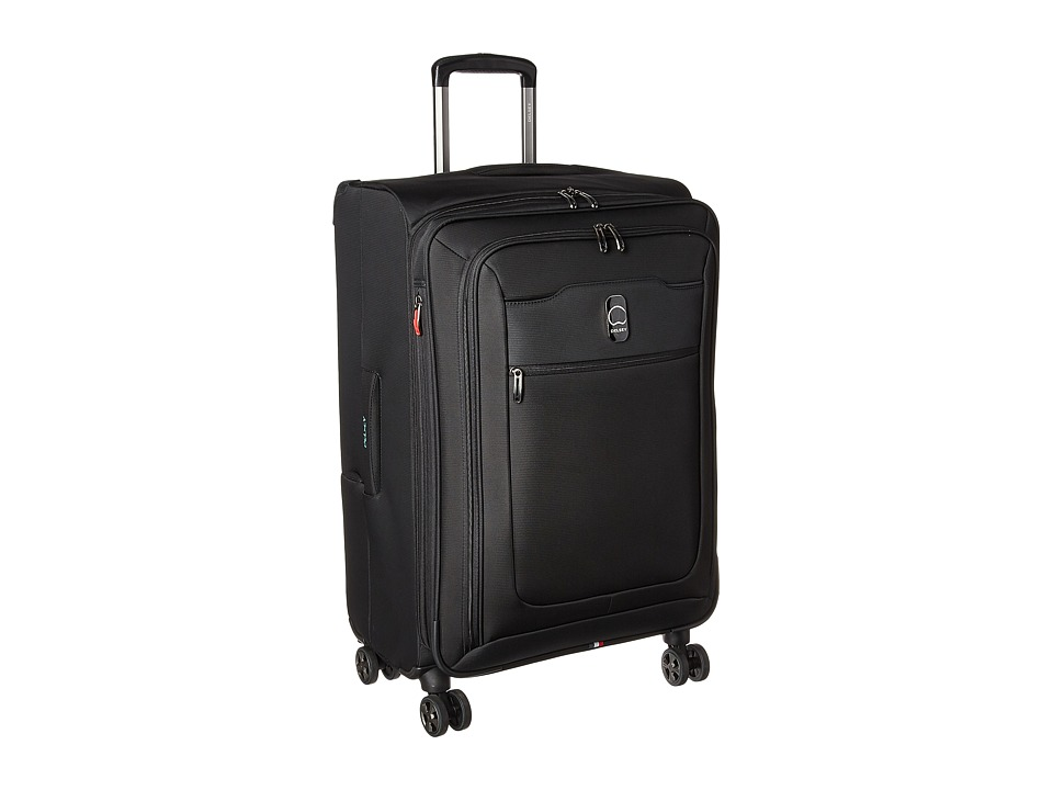 Delsey - Hyperglide 25 Expandable Spinner Upright (Black) Luggage