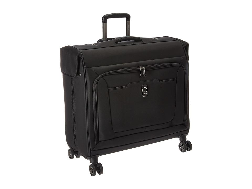 Delsey - Hyperglide Spinner Garment Bag (Black) Luggage