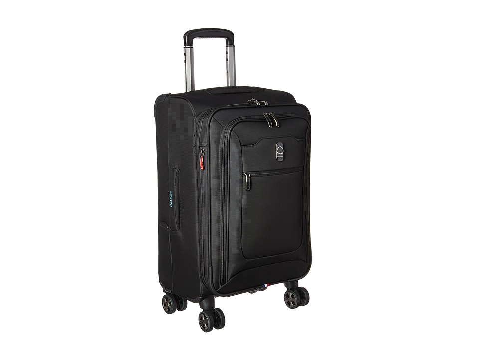 Delsey - Hyperglide Expandable Spinner Carry-On (Black) Carry on Luggage