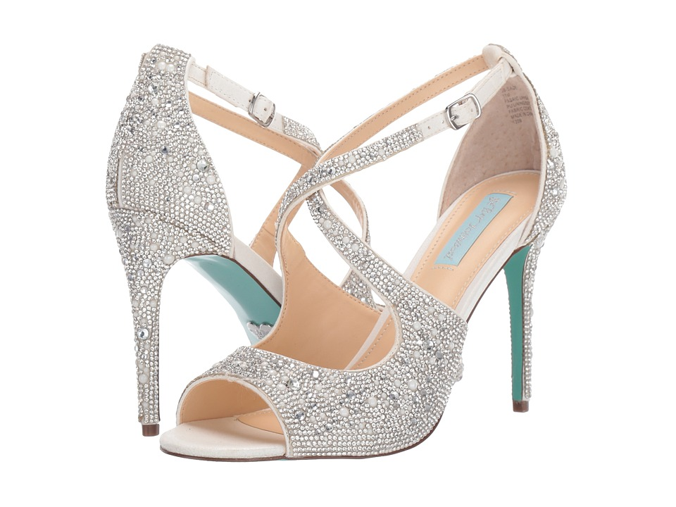 Blue by Betsey Johnson Sage (Ivory) High Heels