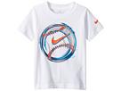 Nike Kids Brush Baseball Cotton Tee (Toddler)