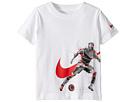 Nike Kids Brush Soccer Player Cotton Tee (Toddler)