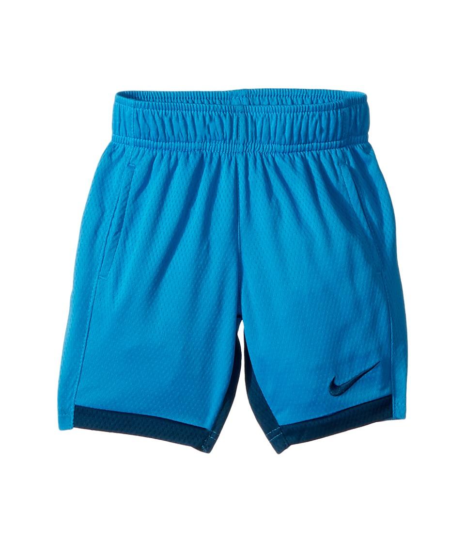 Nike Kids - Dry Trophy Shorts (Toddler) (Caribean) Boys Shorts