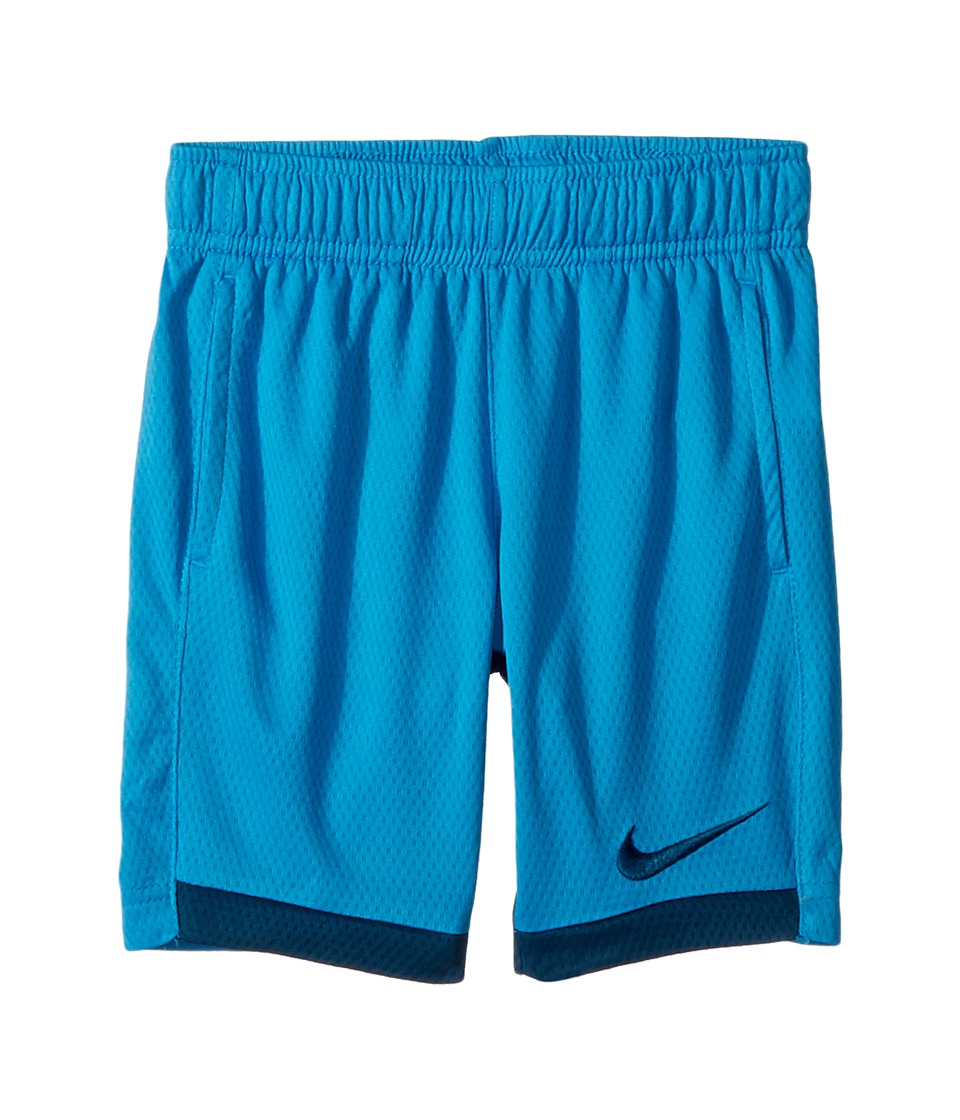 Nike Kids - Dry Trophy Shorts (Little Kids) (Caribean) Boys Shorts