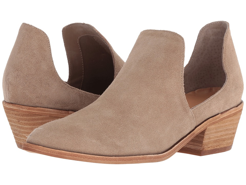 Chinese Laundry Focus Bootie (Mink Split Suede)