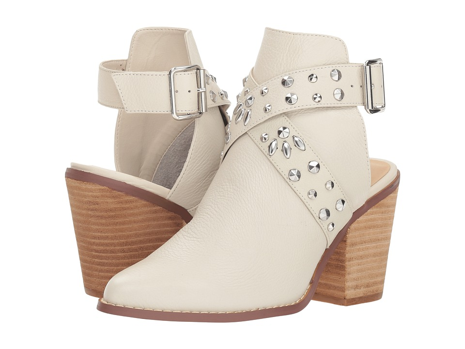 Chinese Laundry Small Town (White Leather) High Heels