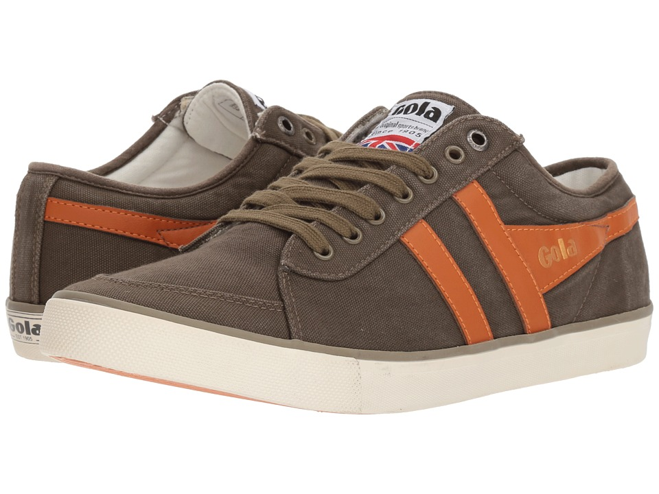 Gola - Comet (Khaki/Chilli) Boys Shoes