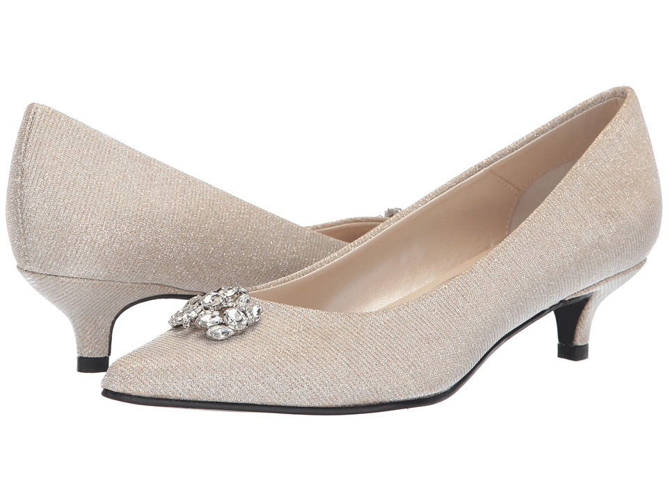 Caparros Oligarch (Nude Glimmer) Women's Shoes