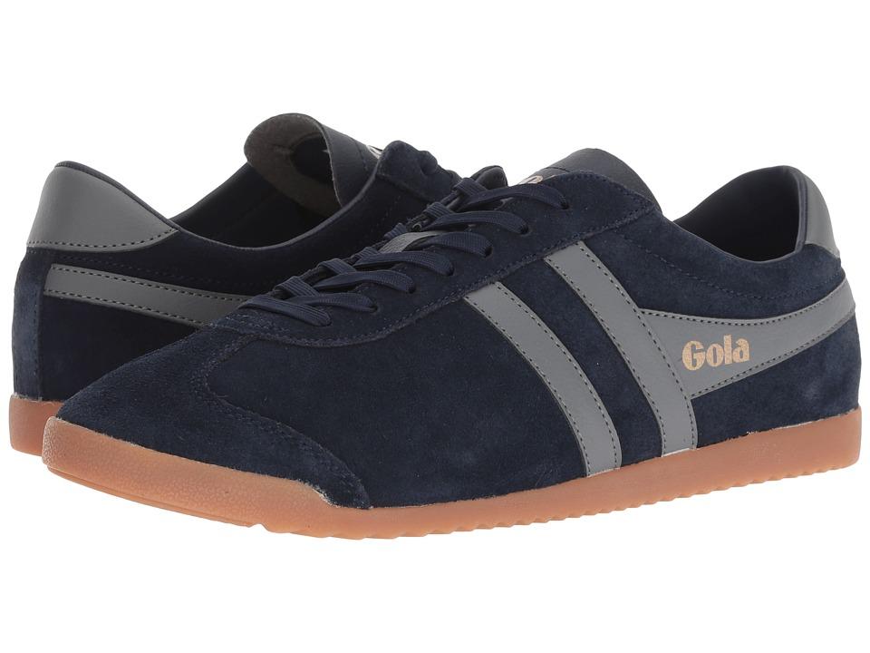 Gola - Bullet Suede (Navy/Ash/Gum) Boys Shoes