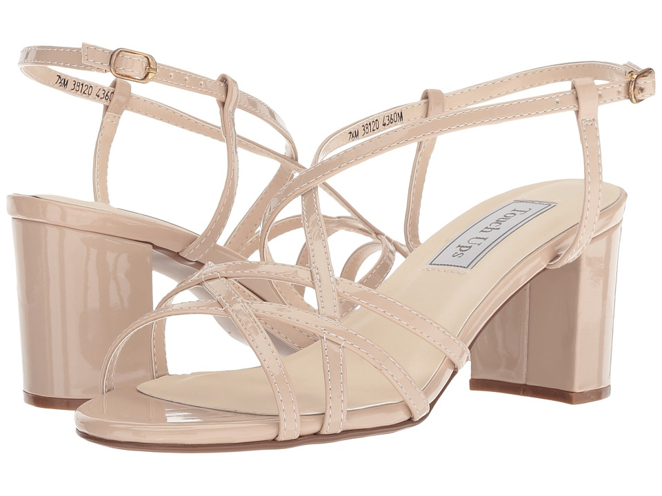 Touch Ups Eva (Nude) Women's Shoes