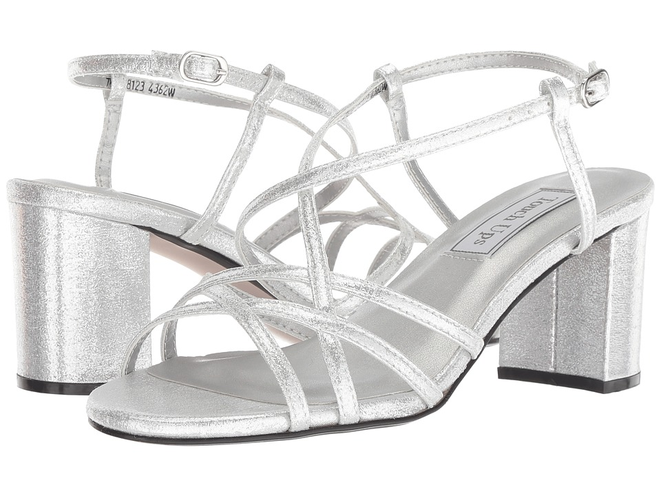 Touch Ups Eva (Silver) Women's Shoes