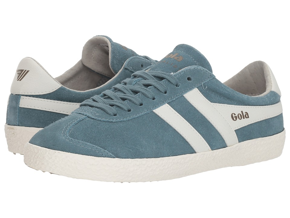 Gola Specialist (Indian Teal/Off-White) Women's Shoes