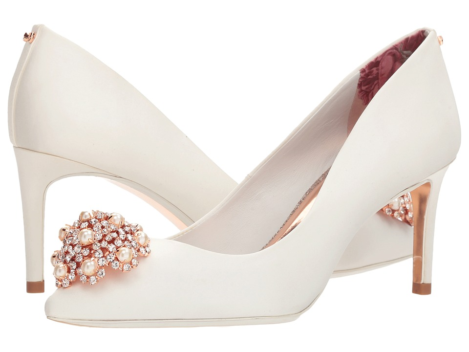 Ted Baker Dahrlin (Ivory) Women's Shoes