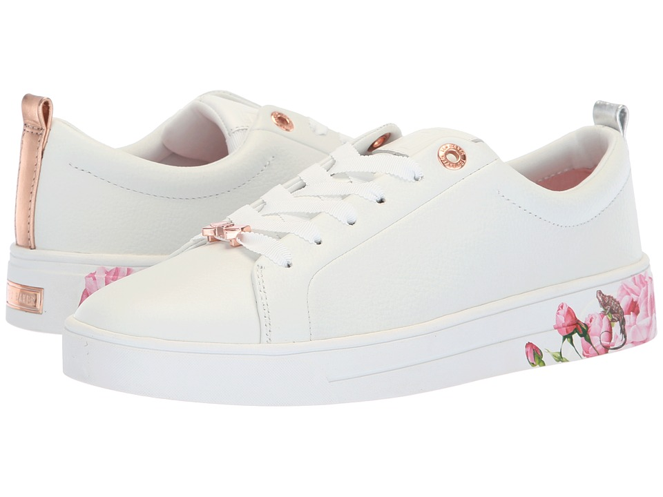 Ted Baker Luocil (White) Women's Shoes