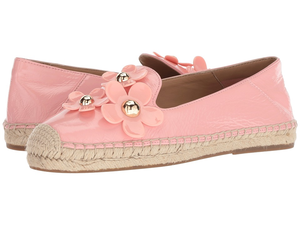 Marc Jacobs Daisy Flat Espadrille (Light Pink) Women's Shoes