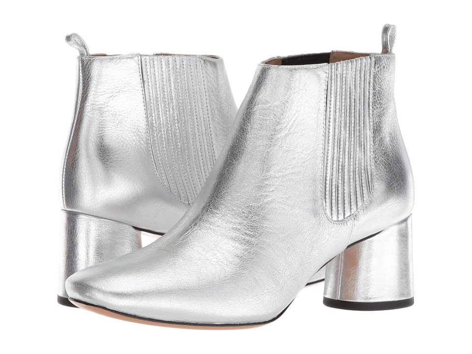 Marc Jacobs Rocket Chelsea Boot (Silver)
