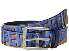 Burberry Mark Printed Vintage Check Leather Belt