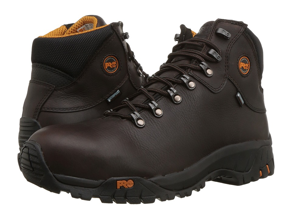 Timberland PRO - Titan Trekker Alloy Toe Waterproof (Worchester Rancher) Mens Waterproof Boots