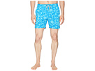 Psycho Bunny Psycho Bunny Tropical Logo Print Swim Trunks