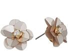 GUESS GUESS Flower Button Earrings