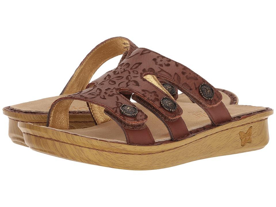 Alegria Venice (Morning Glory Tan) Sandals