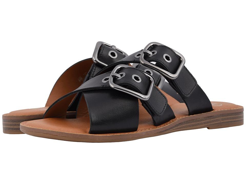 Franco Sarto Gaia (Black Hispachole) Women's Dress Sandals