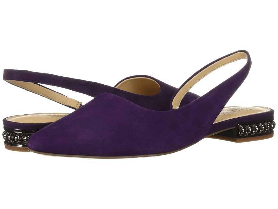 Franco Sarto Savanne (Purple) Women's Shoes