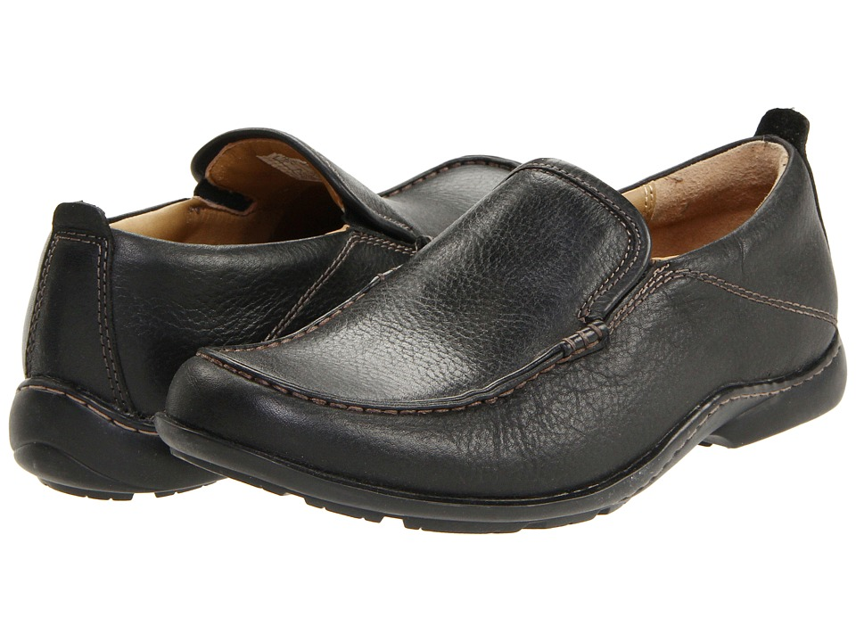 Hush Puppies - GT (Black Leather) Men