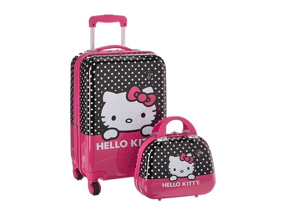 Heys America - Hello Kitty 21 Spinner Beauty Case (Pink) ...