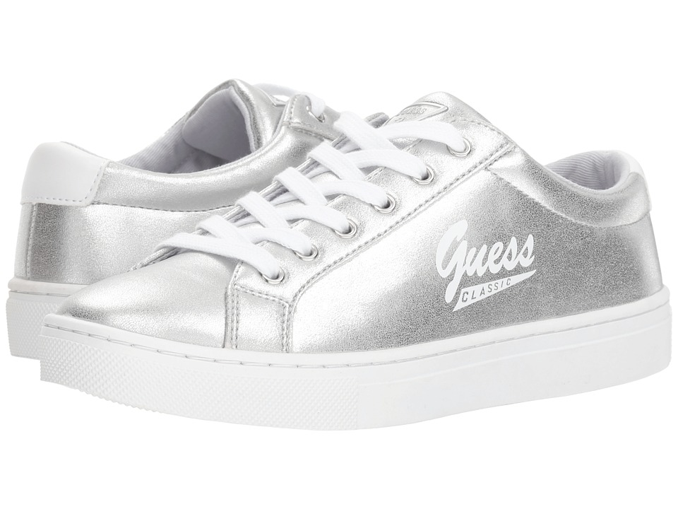 GUESS Jayodra (Silver Synthetic)
