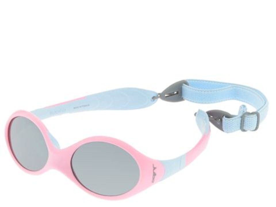 Julbo Eyewear Kids Looping II X6 Little Kids Pink/Blue Athletic Performance Sport Sunglasses