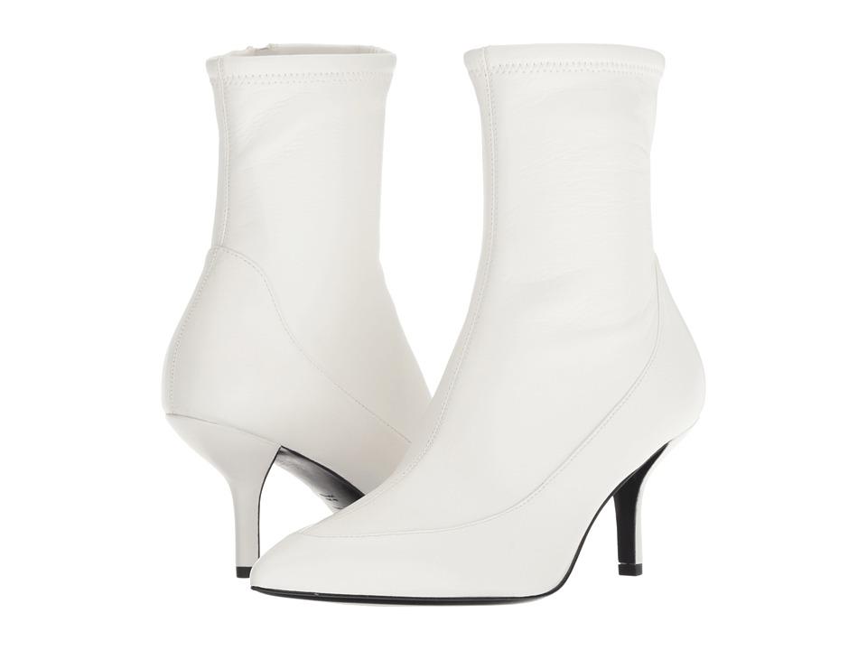 Diane von Furstenberg Morgan (Ivory) Women's Shoes