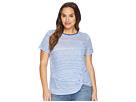 LAUREN Ralph Lauren Plus Size Twist-Front T-Shirt