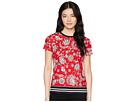 LAUREN Ralph Lauren LAUREN Ralph Lauren Petite Linen-Blend-Jersey T-Shirt