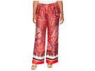 LAUREN Ralph Lauren Plus Size Twill Wide-Leg Pants