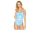 Lilly Pulitzer Flamenco One-Piece Swimsuit