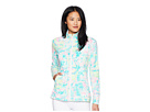 Lilly Pulitzer UPF 50+ Meryl Nylon Luxletic Hadlee Tennis Jacket