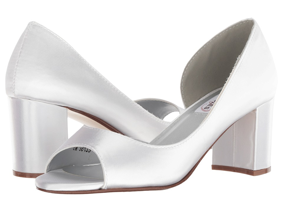 Touch Ups Joy (White) Women's Shoes