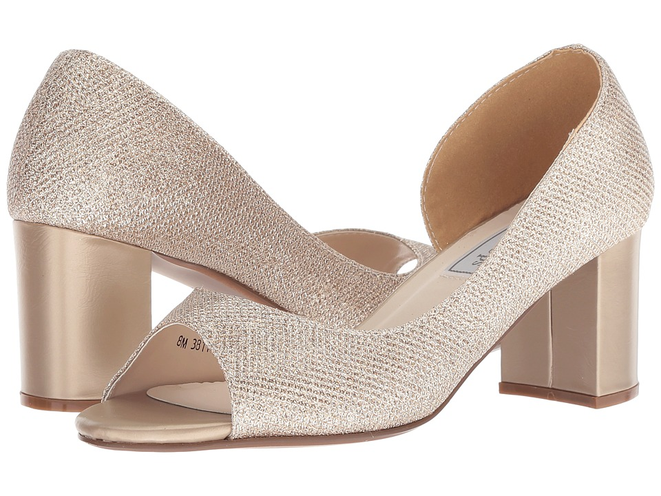 Touch Ups Joy (Champagne) Women's Shoes